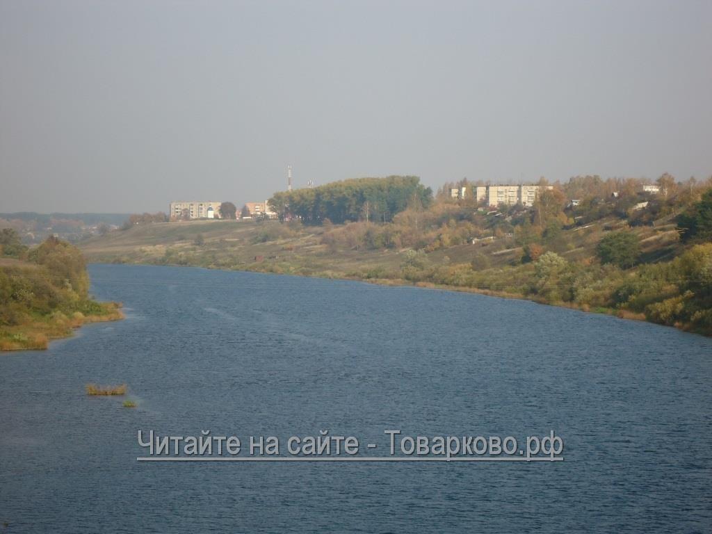 поселок Товарково Угра